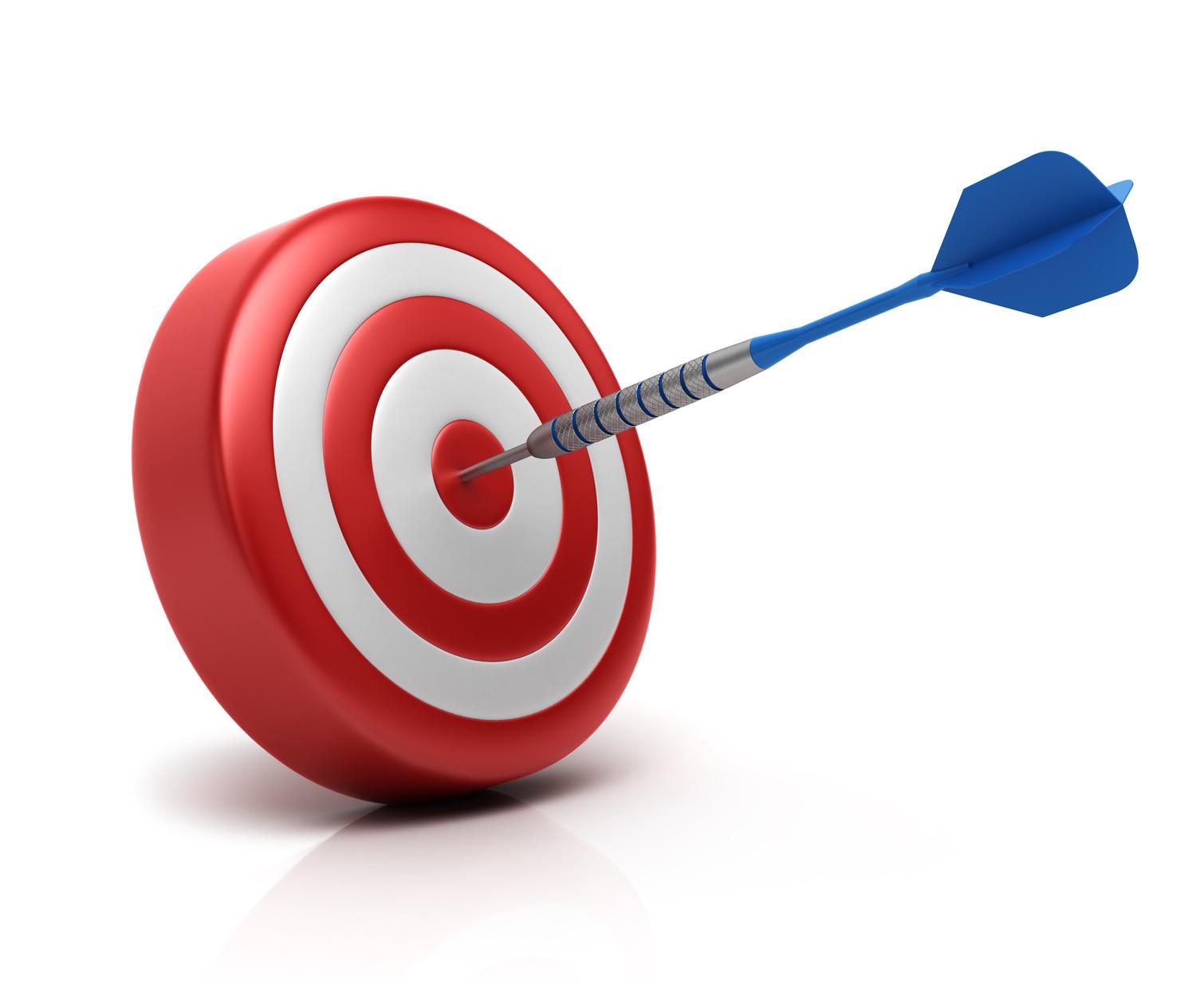 Success dart